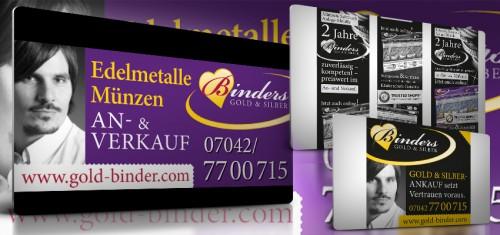 Binders Gold & Silber